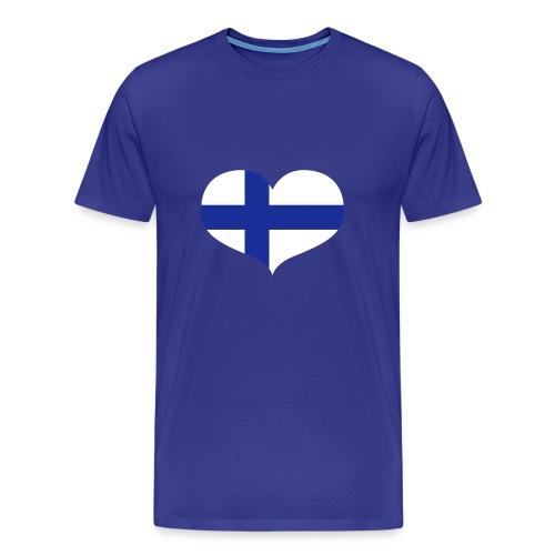 Finlande - T-shirt Premium Homme
