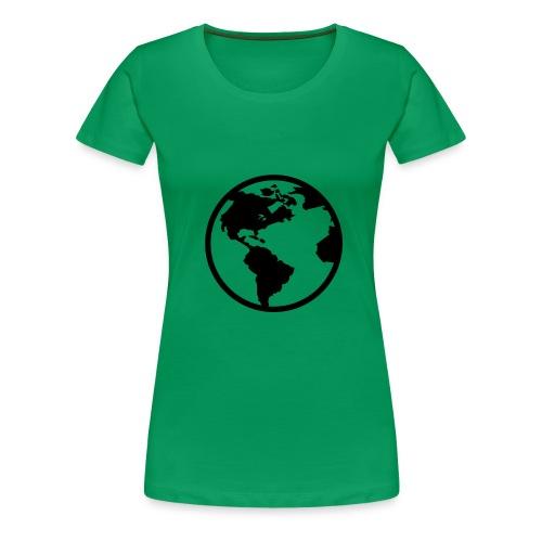tshirt femme starc - T-shirt Premium Femme