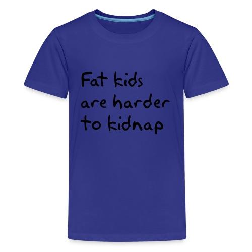 Kidnap - Premium-T-shirt tonåring