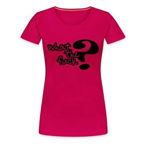 alcohol - Camiseta premium mujer