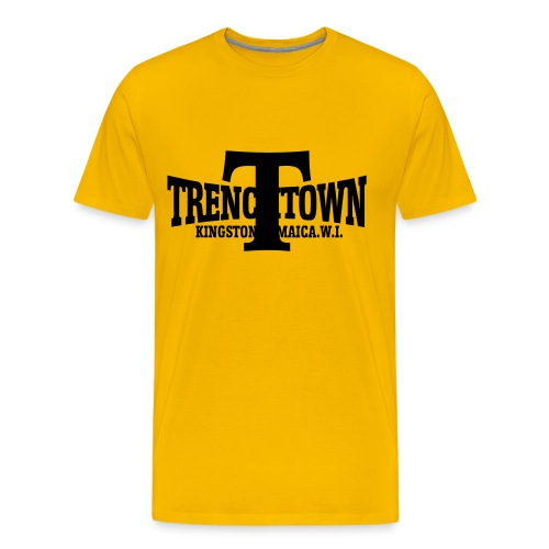 trenchtown - T-shirt Premium Homme
