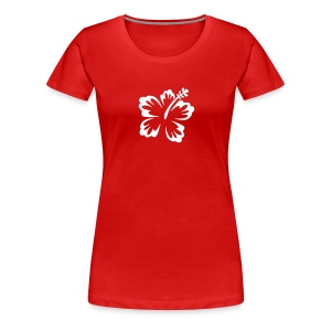 Flower - Women's Premium T-Shirt