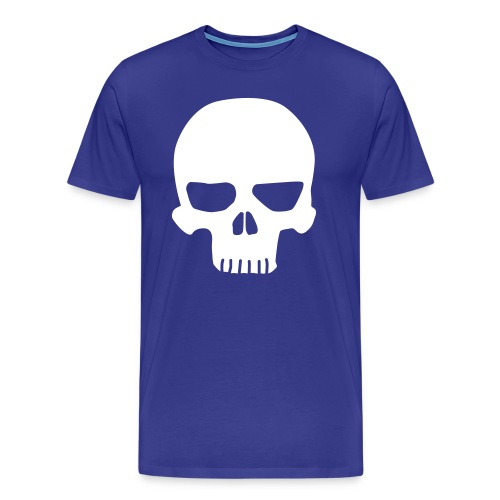 Skull Shirt - Männer Premium T-Shirt