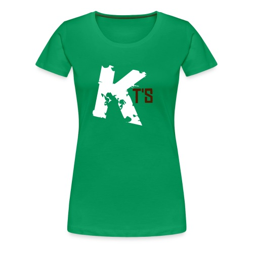 KT'S Lady3 - Women's Premium T-Shirt
