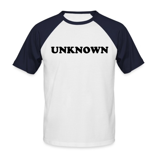 Unknown Baseball T - Men's Baseball T-Shirt