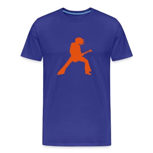 Guitar Solo - Männer Premium T-Shirt