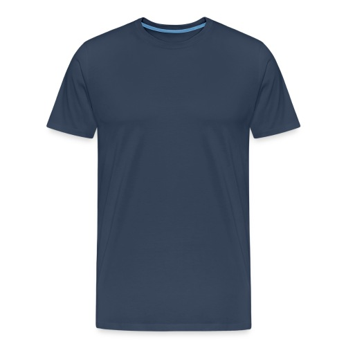 Für die großen Jungs - blau - Männer Premium T-Shirt
