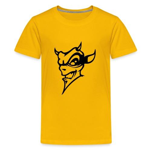 fbi - Camiseta premium adolescente