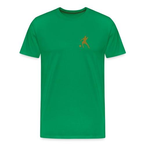 Schreiber Trikot - Männer Premium T-Shirt
