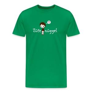 Tuetenueggel - Männer Premium T-Shirt