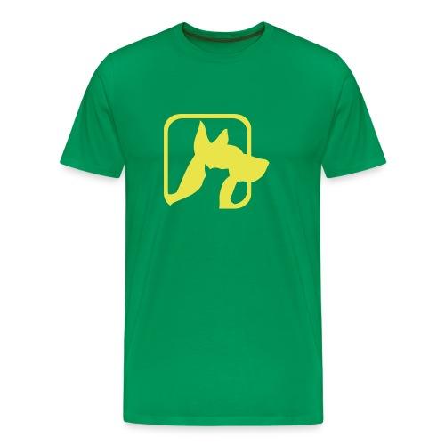 Dog & Cat - Men's Premium T-Shirt