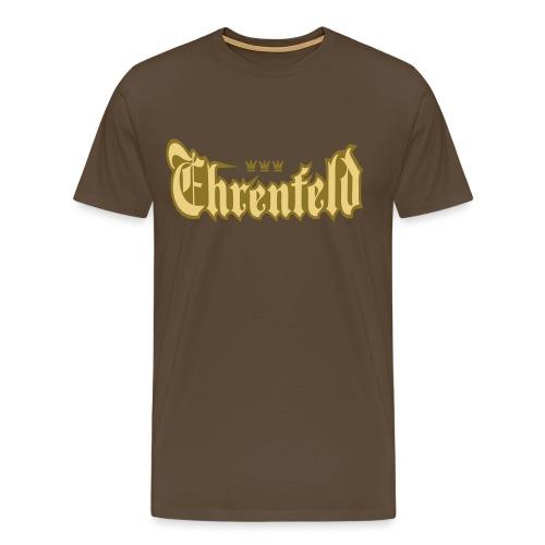 Ehrenfeld (Frakturschrift) - Männer Premium T-Shirt