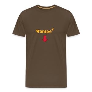 Wampe - Männer Premium T-Shirt