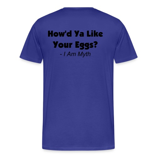 Eggs T-Shirt - Men's Premium T-Shirt