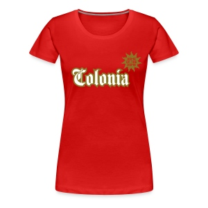 Colonia (Home of the dome) - Frauen Premium T-Shirt
