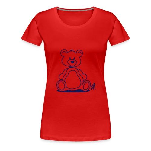 TEDDY - Women's Premium T-Shirt