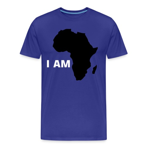 I AM AFRICA T-shirt - Men's Premium T-Shirt