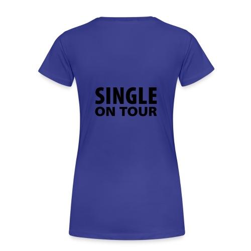Ich bin... - Frauen Premium T-Shirt