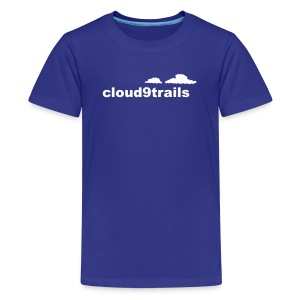 cloud9trails KIDS tee - Teenage Premium T-Shirt