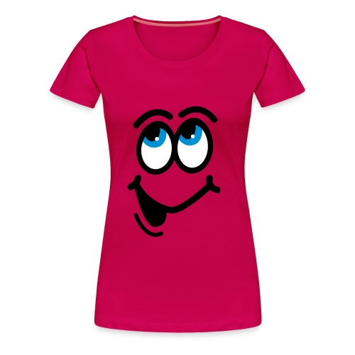 Smiley T - Women's Premium T-Shirt