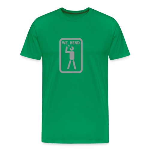 Miesten premium t-paita
