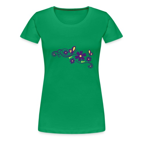 L'écologie c'est la Vie - T-shirt Premium Femme