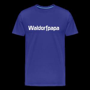 Waldorfpapa - Männer Premium T-Shirt
