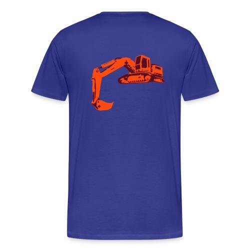 KristianB - Premium T-skjorte for menn