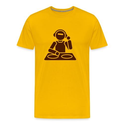 DJ Pacco - Männer Premium T-Shirt