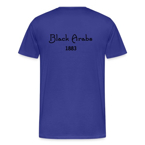 The Black Arabs Tee - Men's Premium T-Shirt