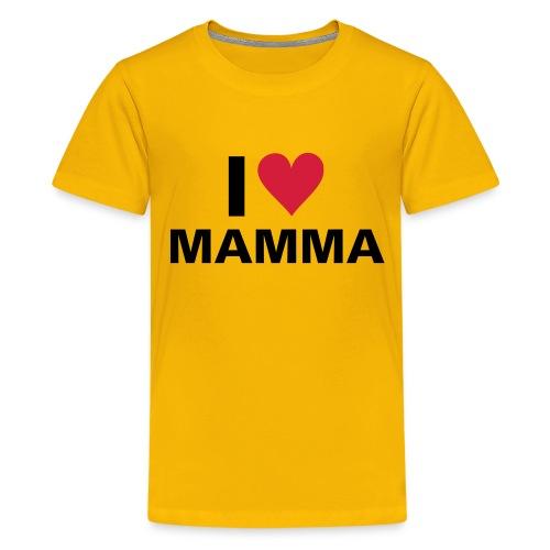 Kinder Shirt - Teenager Premium T-Shirt