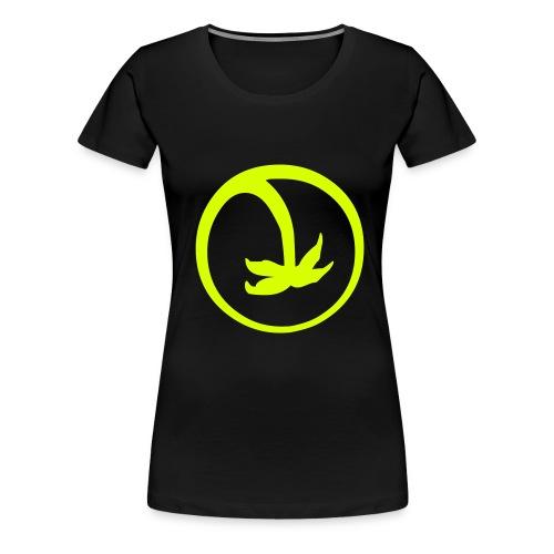 drunken palms - Frauen Premium T-Shirt