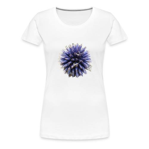 Flowerburst Continental Classic Women's T Shirt - Women's Premium T-Shirt
