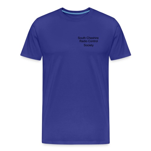 South Cheshire Radio Control Society T Shirt - Men's Premium T-Shirt