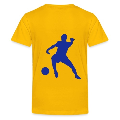 Kids-Shirt Kick - Teenager Premium T-Shirt