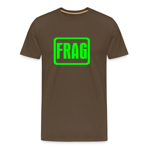 Frag Comfort T-Shirt - Men's Premium T-Shirt