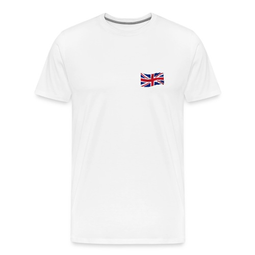 British Flag XXXL - Men's Premium T-Shirt
