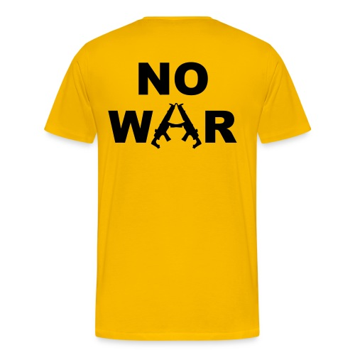 T-shirt no war - T-shirt Premium Homme