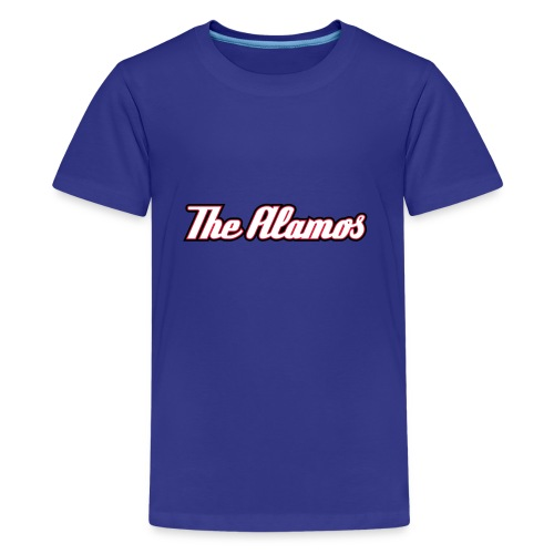 The Alamos Logo Shirt Kids - Teenager Premium T-Shirt