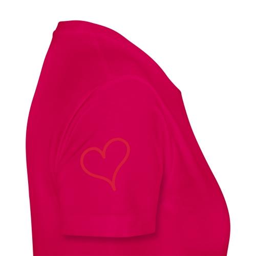 Kiss Pink T - Women's Premium T-Shirt