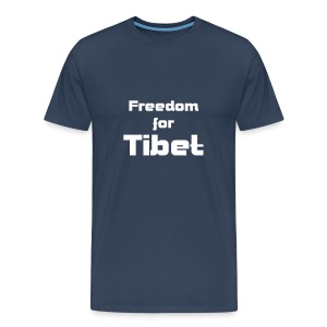 extra baggy freedom shirt - Men's Premium T-Shirt