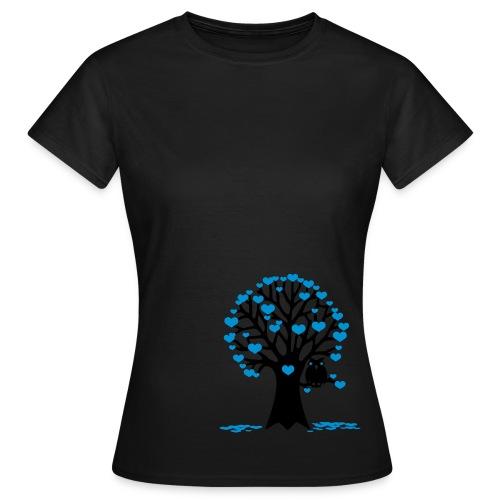 herzbaum - Frauen T-Shirt
