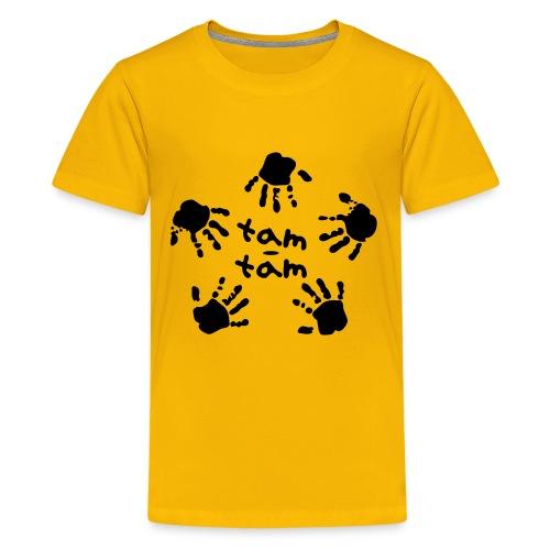 T-shirt enfant tam tam - T-shirt Premium Ado