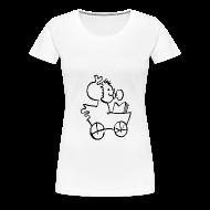 T-Shirts ~ Frauen Premium T-Shirt ~ baby