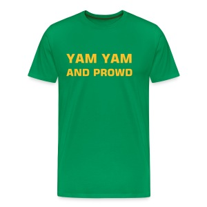 Yam Yam - Men's Premium T-Shirt
