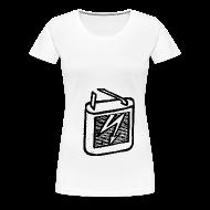 T-Shirts ~ Frauen Premium T-Shirt ~ enrgie