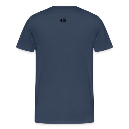 I AM THE MUSIC! - Männer Premium T-Shirt