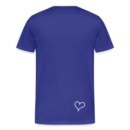 Girlfriend - Herre premium T-shirt