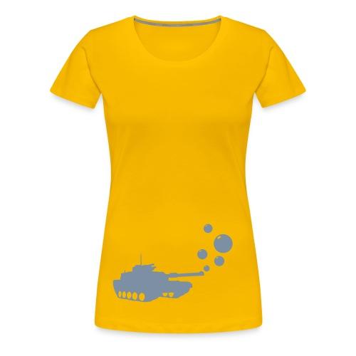 Ladies Aurora23 Bubble Tank Tee - Women's Premium T-Shirt
