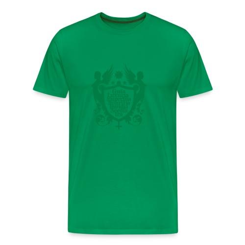 Zeit zum sündigen.. - Männer Premium T-Shirt